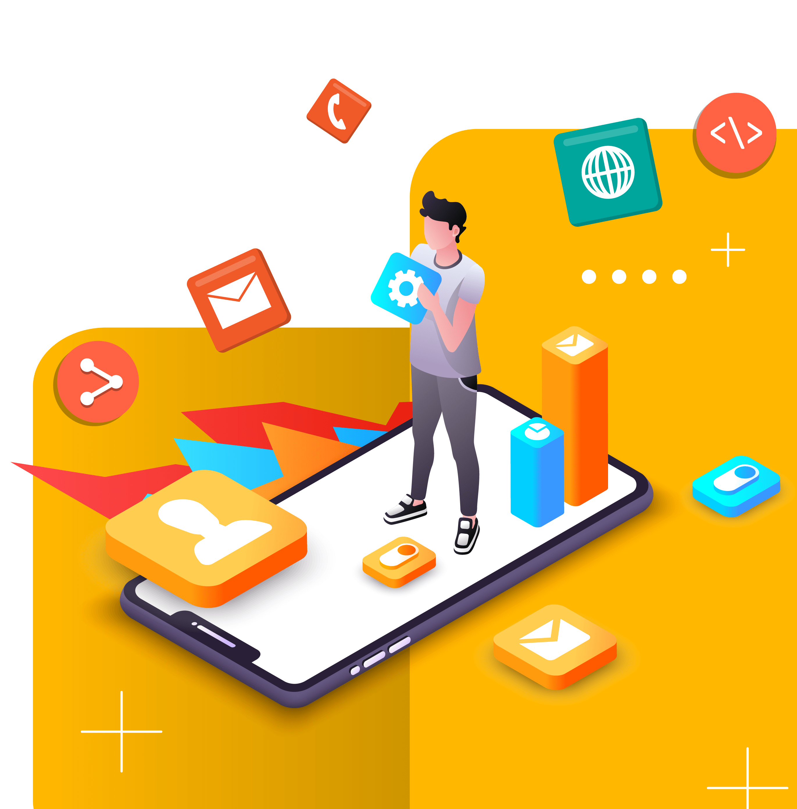 Android App Development cost in bangalore by dxminds