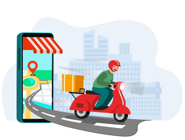 End-to-end-food-delivery-solution