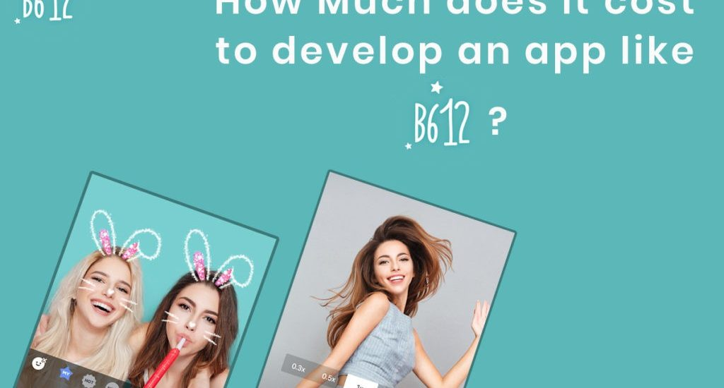 How Much does to cost to develop a Selfie App Like B612