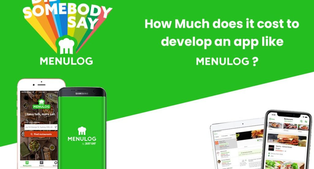 How much does it cost to develop an app like Menulog