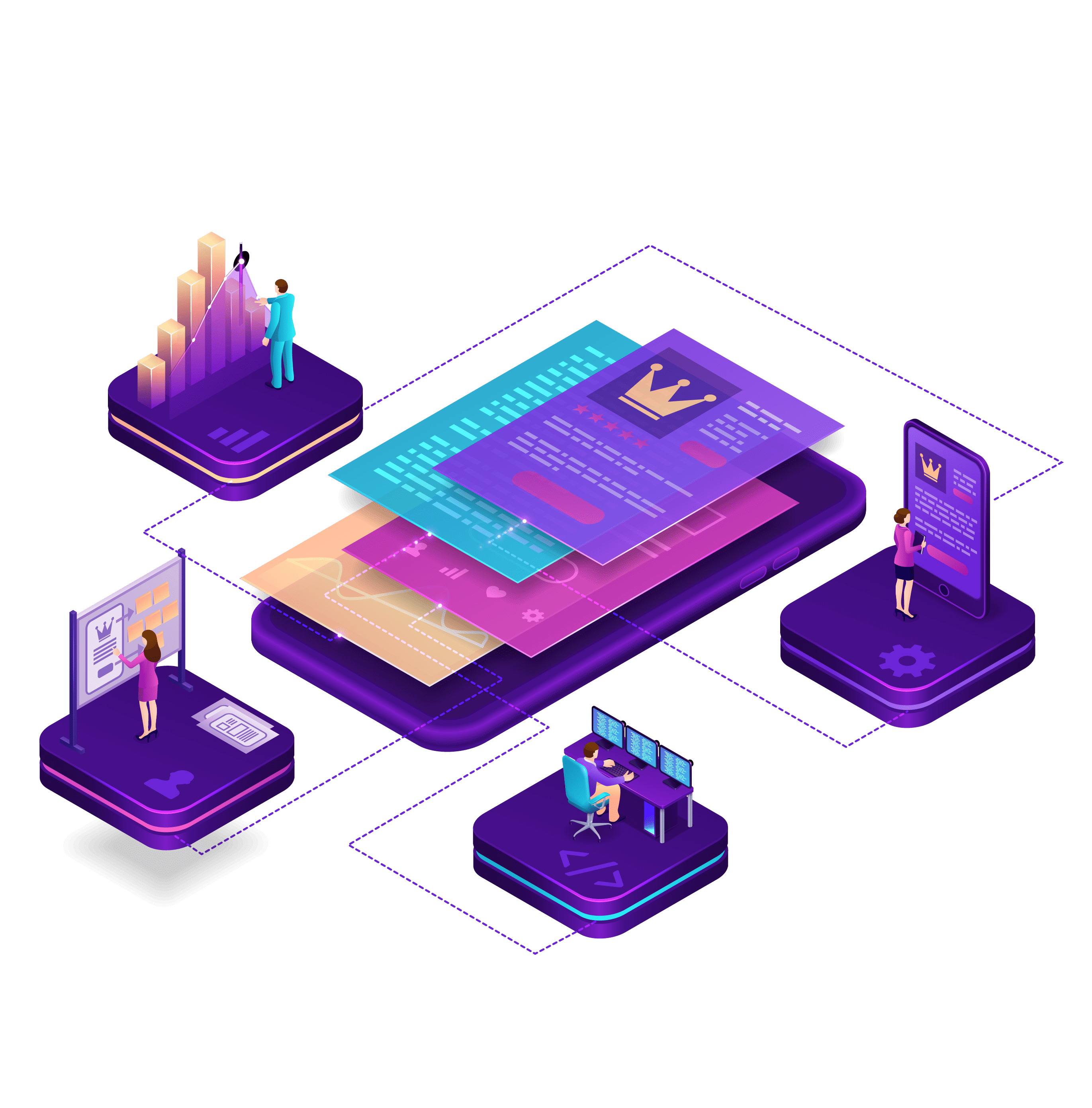 How to develop a Mobile app in bangalore