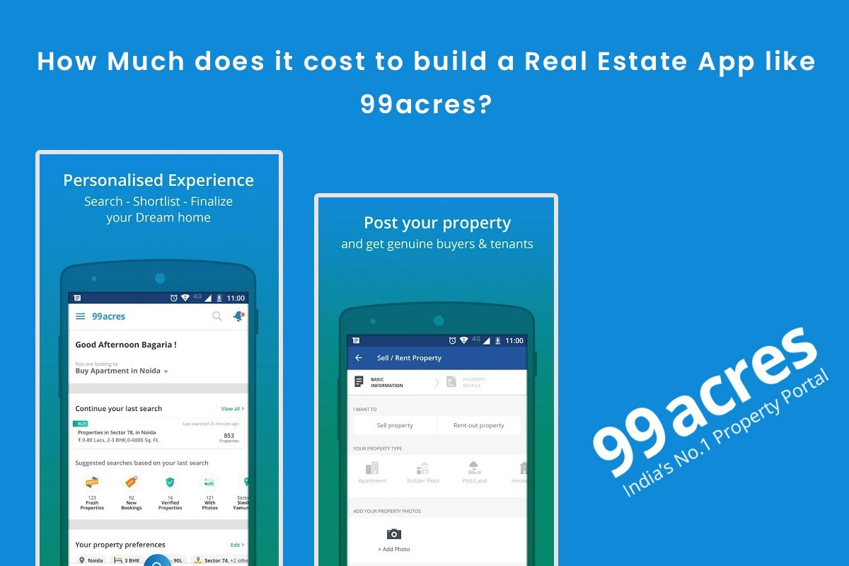 How Much does it cost to develop a Real Estate App ...