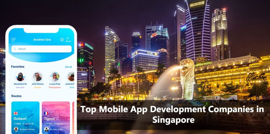 Top Mobile App Development Companies in Singapore | Mobile App Developers