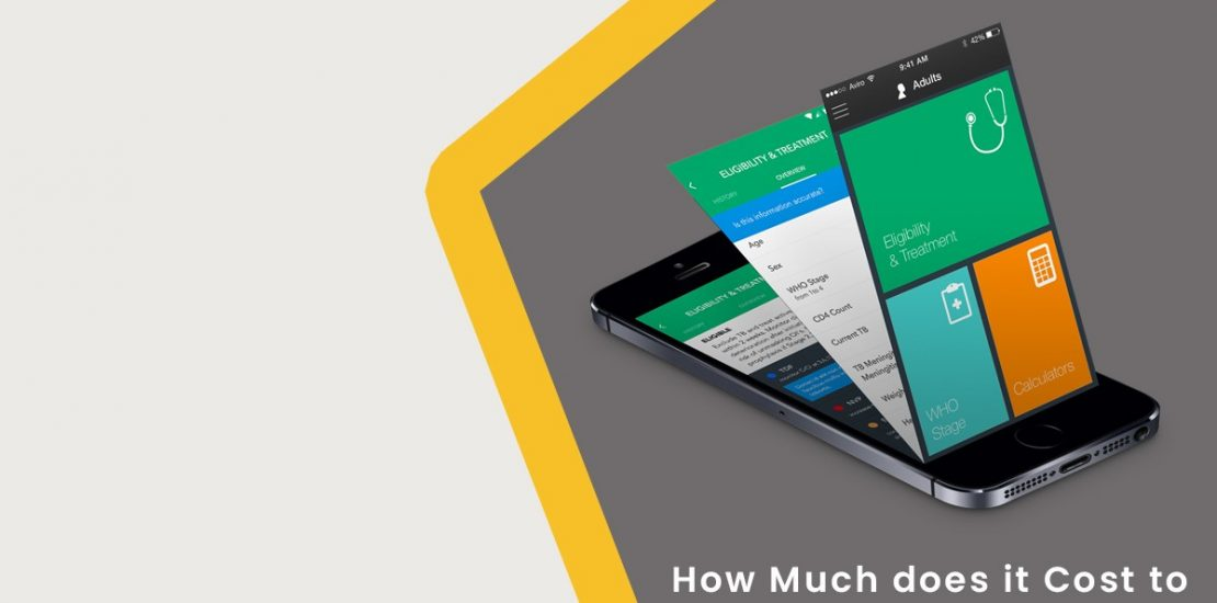 How Much does it Cost to Develop a Mobile App in India