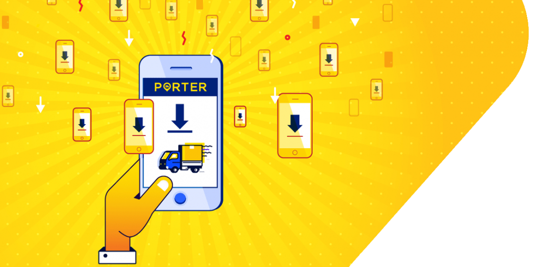 How Much does it Cost to develop an app like Porter