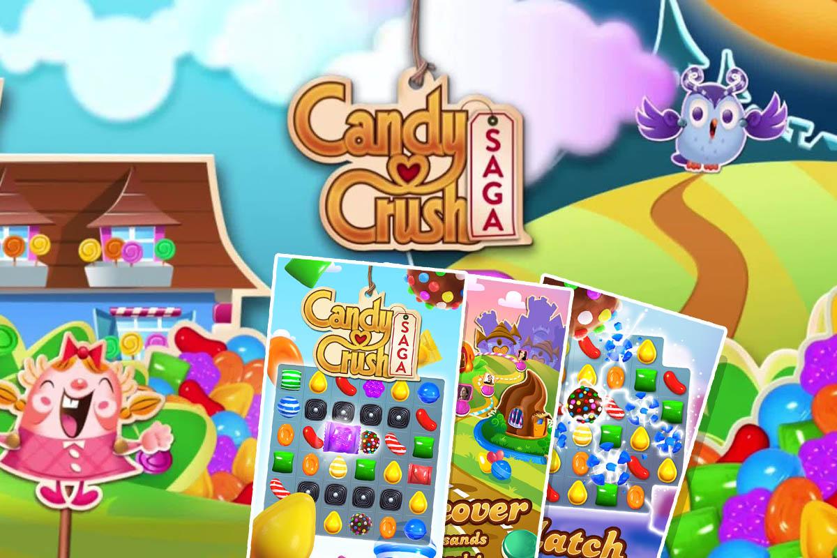 Lollipop Game App
