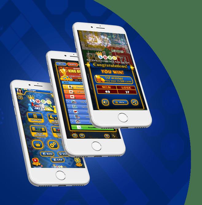 Similar Mobile App Like Ludo game Development