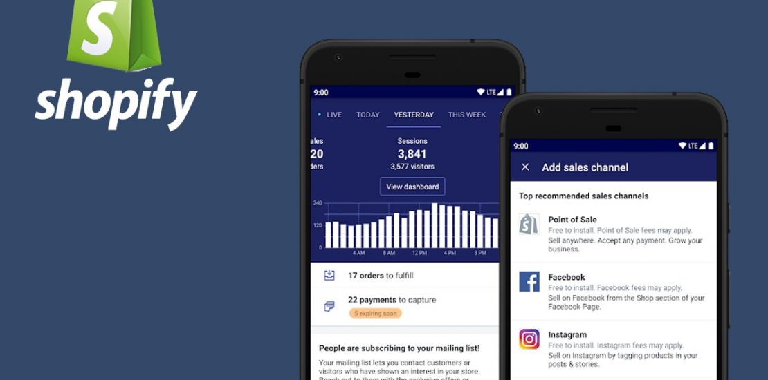 How Much Does it Cost to Develop an App like Shopify