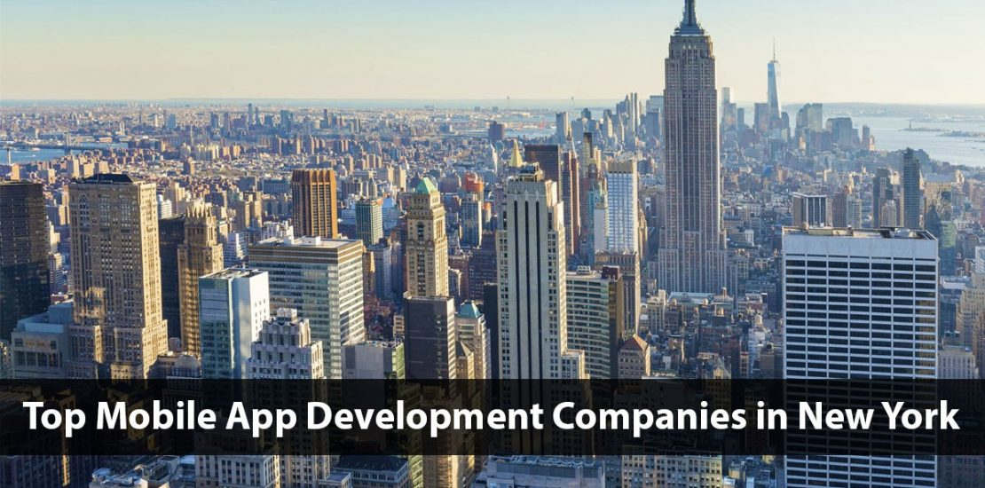 Top 10 Mobile App Development Companies in New York
