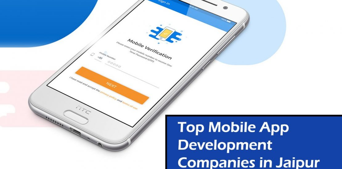 Top Mobile App Development Companies in Jaipur