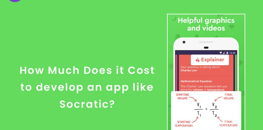 Home - Artificial Intelligence - How Much Does It Cost To Develop Ai Learning App Like Socratic How Much Does It Cost To Develop Ai Learning App Like Socratic