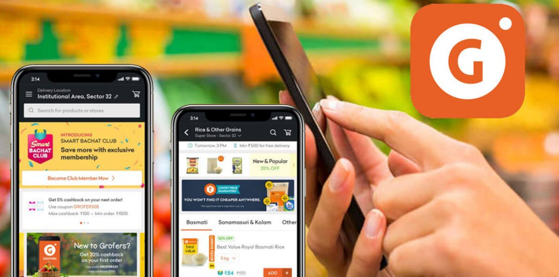 How Much Does It Cost To Develop An App Like Grofers?