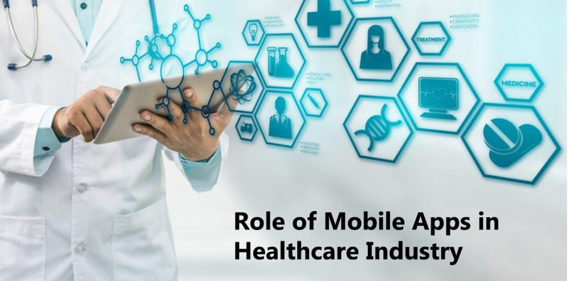 Role of Mobile Applications in the Healthcare Industry