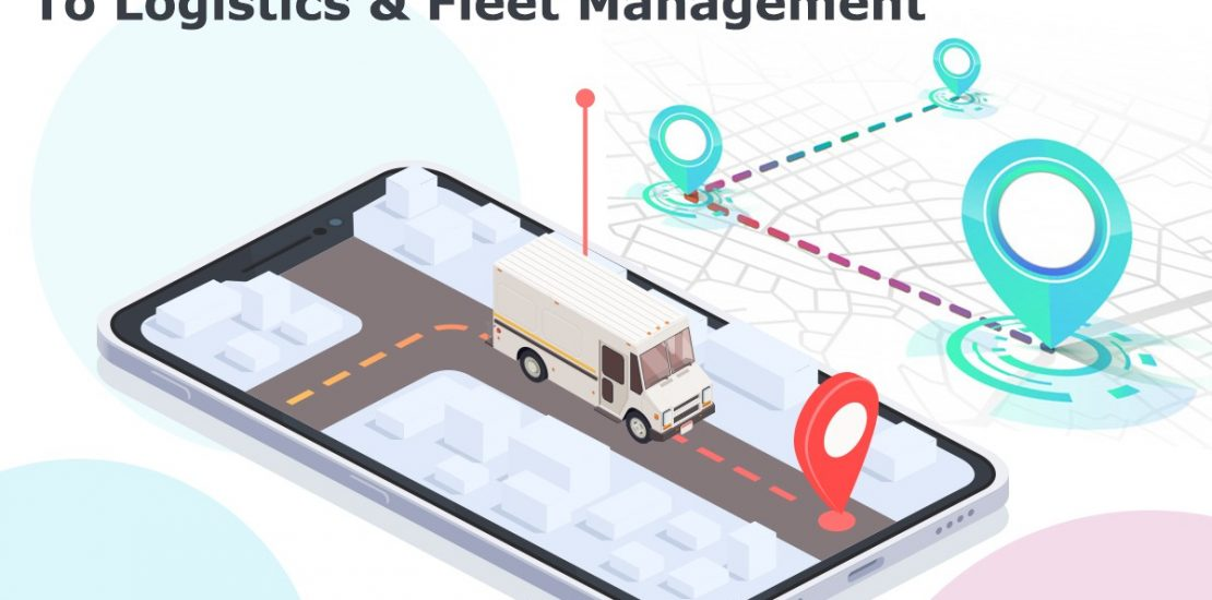 How GPS Tracking Can Help To Logistics & Fleet Management