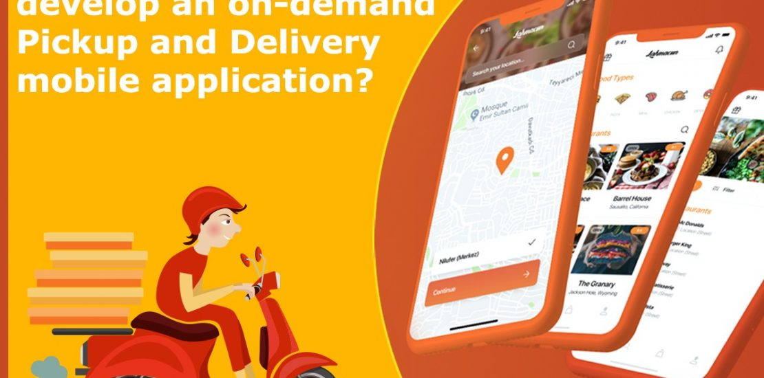 How much does it Cost to Develop a Pickup and Delivery Mobile App?