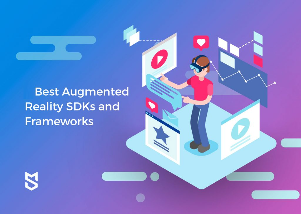 Augmented Reality SDK for Mobile Applications