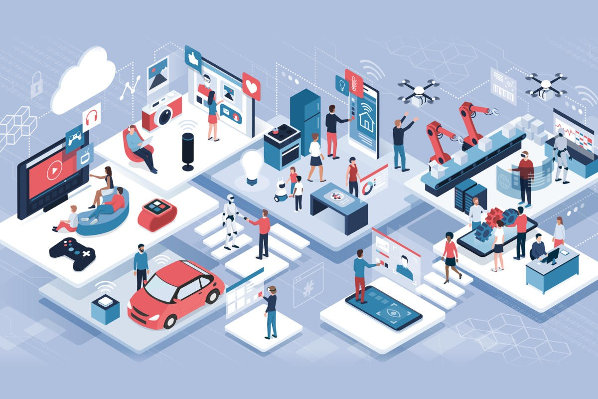 Internet of things scope in Year 2020