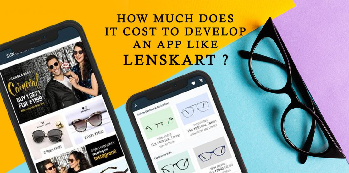 Lenskart Clone Cost