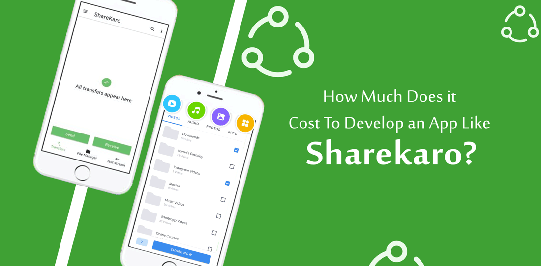How much does it Cost To Develop an App Like Sharekaro