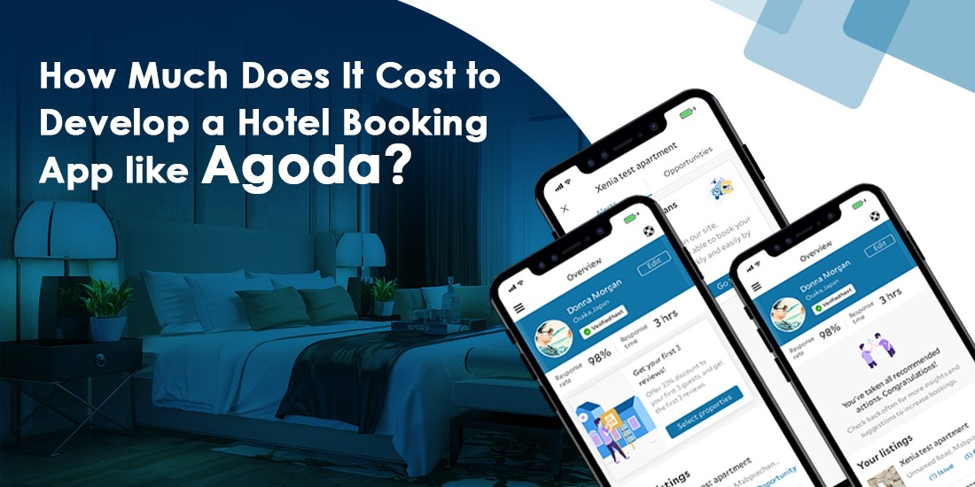 How much does it cost to develop a hotel booking app like Agoda?