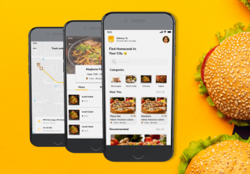 Chibbs Food Delivery App